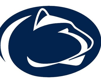 Penn State Vinyl Decal