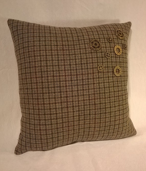 S - 491 Steampunk Cushion