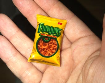 Funyun Bag Pin