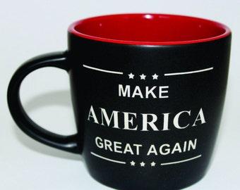 Donald J. Trump - Sterling mug (12oz)