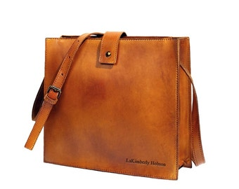 Leather Crossbody Bag, Crossbody Purse, Leather Crossbody Bag, Leather Crossbody Bag For Women