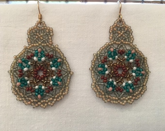 Beaded Lace