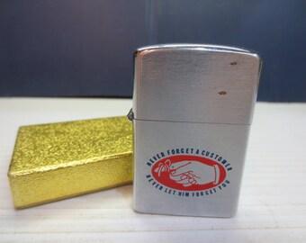 Barlow Wind Proof Cigarette Lighter Advertising Lighter