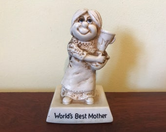 Berrie WORLD'S BEST MOTHER Figurine
