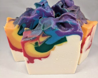 Over the Rainbow Soap 4.5 oz
