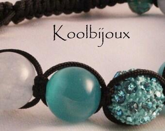Turquoise Shambala