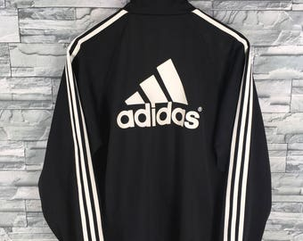 ADIDAS 19298 Chaqueta cortavientos Three Medium Vintage 90 Adidas s Adidas Three e5d716d - grind.website