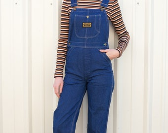 Small 70s Overalls