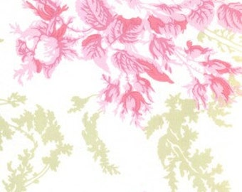 Very Rare 1 Yard Of Annette Tatum's House Fabric Victoria from Free Spirit Fabric Co.