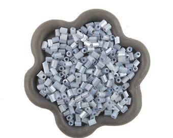 20grs beads gray tube 2.5 x 2mm (23)