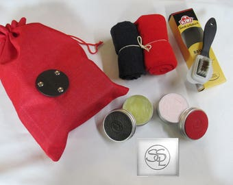 Simply Stylish Leather Care and Maintenance Kit