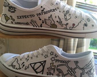 18dda5d1f93ff8 harry potter vans shoes nz skate