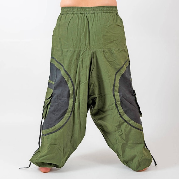 Harem trousers, trousers, yoga trousers, festival trousers, Pumphose, casual trousers, music festival clothing, baggy trousers, hippie pants, women, summer trousers, *