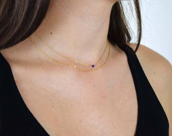 Gold Layered Necklace | free shipping, gold layered necklace set, layered necklace gold, layered gold necklace, gold necklace layered