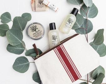 Eco-Friendly Travel Kit - Lavender, Lemongrass, or Peppermint