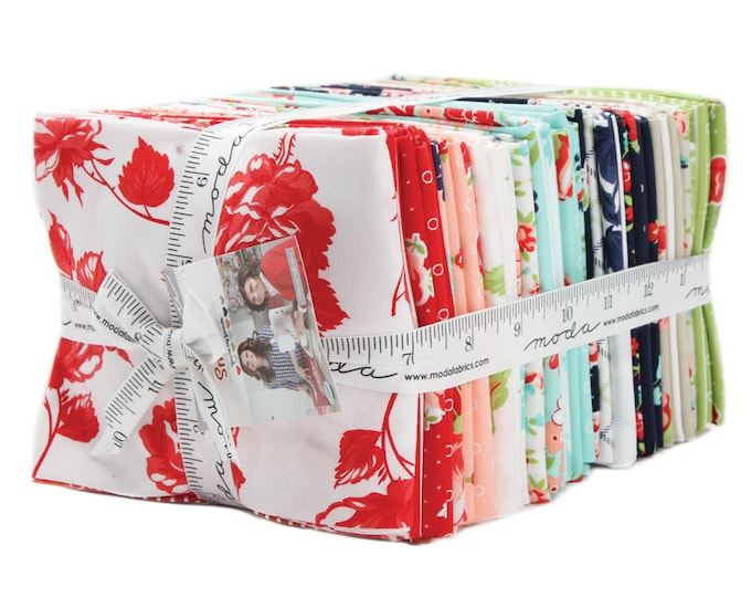 Featured listing image: Smitten by Bonnie and Camille - Fat Quarter Bundle (40 FQ's)
