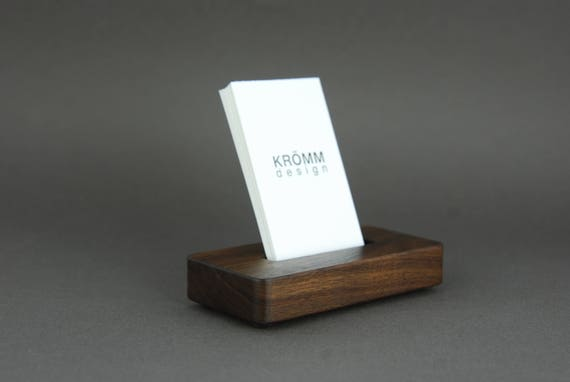Vertical moo business card stand business card display reheart Choice Image