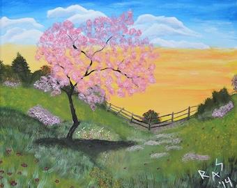 Sole Cherry Tree