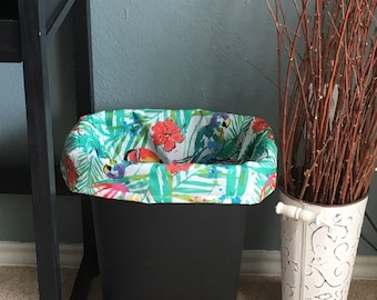 Trash Bag, Reusable Garbage Bag, Reusable Trash Bag, Kitchen Gift Ideas, Garbage Bag, Office Trash Can, Bedroom Trash Can, Diaper Pail Liner