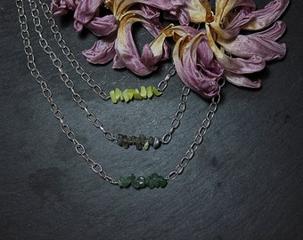 Calm Mind Layered Necklace.