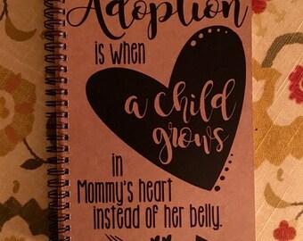 Personalized Adoption  Journal