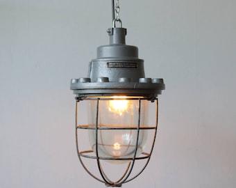 Bulgarian industrial mine light - explosion proof light - factory light - 10 available
