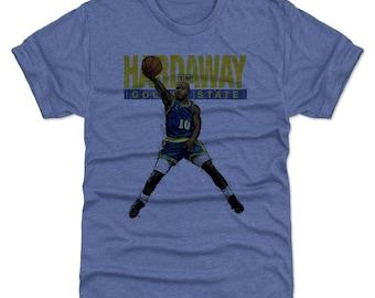 Tim Hardaway Shirt | Golden State Throwbacks | Men's Premium T-Shirt | Tim Hardaway Sketch B