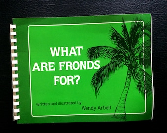 What are Palm Fronds for Palm Fronds projects and weaving