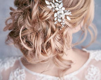 Bridal hair pin Bridal hair piece Bridal headpiece Prom hair piece  Wedding headpiece Wedding hair piece Bridal hair accessories