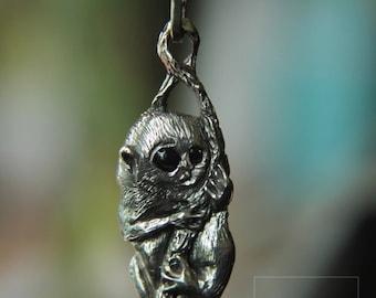 """Pendant """" Lemur Lori"""""""
