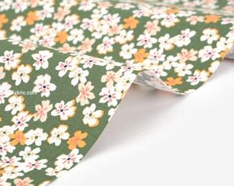 Dailylike (cotton) - Field flower field flower Fabric- 50cm