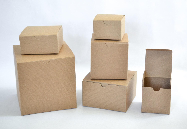 Gift box kraft box paper box favor box craft box treat box gift box kraft box paper box favor box craft box treat box brown box small box sample box jeuxipadfo Gallery