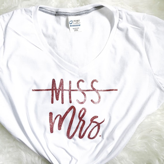 Miss to Mrs. Tee