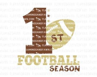 Football svg, football season svg, boy football svg, Football eps, sports svg, football dxf, 1st football season, football season boy svg
