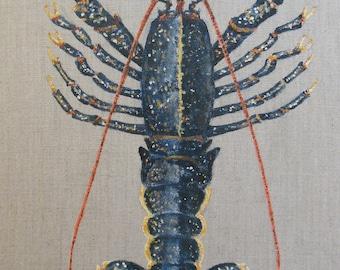 My Breton lobster