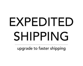 Quick Ship Upgrade-2 Day- for Faster Shipping of Your Order via USPS