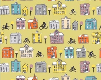 SALE - Ride Houses from Windham Fabrics