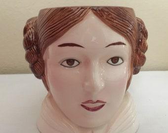 Star Wars Return of the Jedi Princess Leia Mug by Sigma