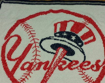 New York Yankees Blanket