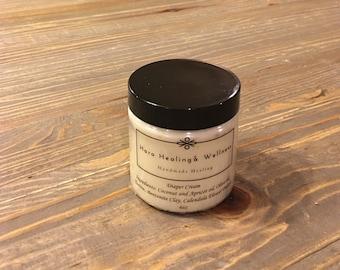 Natural Diaper Cream, Organic Diaper Cream, Natural Rash Cream
