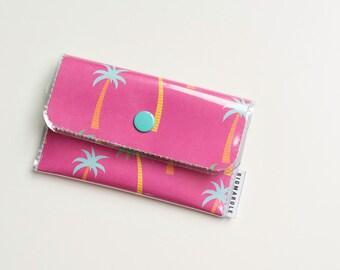 Palm Tree Paradise  - Vinyl Card Wallet