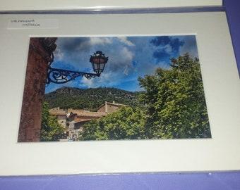 Valldemossa, Majorca, Spain 8 x 6 Photo