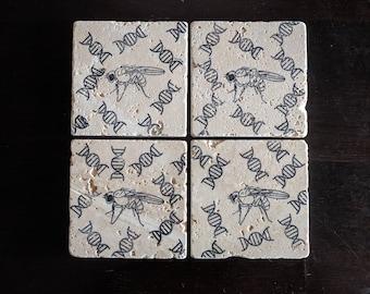 Drosophila Coasters