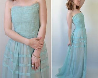 Prom Dresses From the 1940s