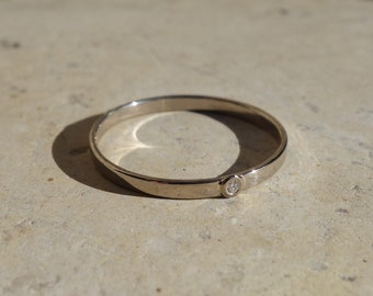 Wedding ring, wedding ring white gold wedding band, diamond, thin wedding band, wedding, wedding, engagement, solitaire ring, engagement ring.