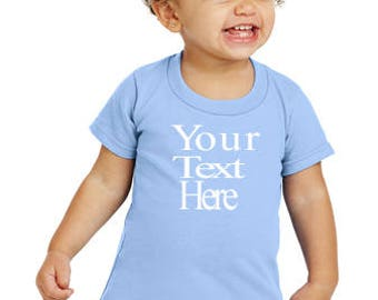 You Design Custom Toddler T-Shirt