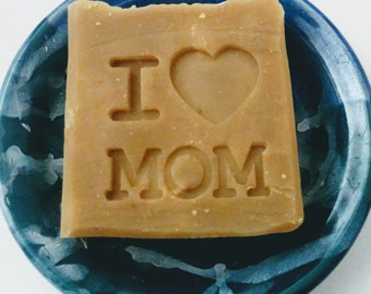 Mothers Day Soap - Rosemary Cypress hard hand soap