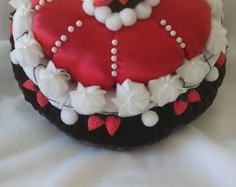cake QUEEN, dessert, cupcake cushion, original pillow, decorative pillow cushion
