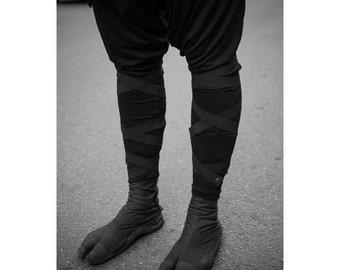 Ghetto ninja pantalones