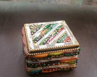 Sparkle Small Trinket Box